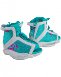Ronix August Girls Wakeboard Boots size 2-6 2020