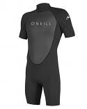 ONeill Mens Reactor II Spring Wetsuit 2mm Black 2018