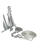Seachoice Galvanized Anchor Kit