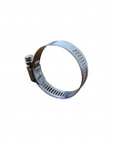"316 SS Worm Drive Hose Clamp15/16"" to 1.5"" Clamp Range"