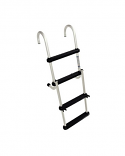 Windline Removable 4 Step Folding Pontoon Ladder