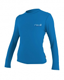 ONeill 24-7 Tech Crew Long Sleeve Womens Rash Guard