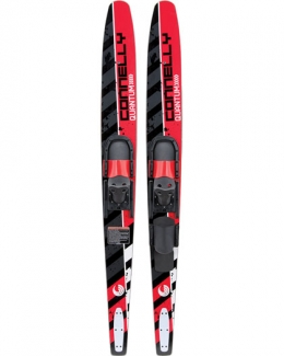 Connelly Quantum Combo Water Skis 68in w/ Bindings 2016