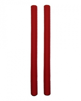 Trailer Guide Pads (Pair) 36 inch length Red