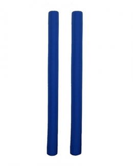 Trailer Guide Pads (Pair) 48 inch length Blue