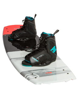 Hyperlite Franchise Wakeboard with Remix Boots