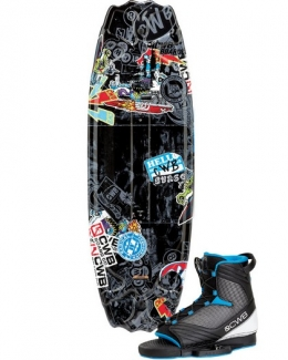 CWB Surge Park Youth Wakeboard 2017 125cm