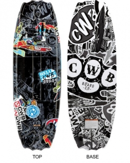 CWB Surge Park Youth 2017 Wakeboard 125cm
