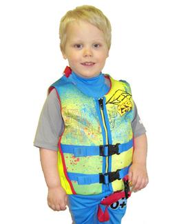 Hyperlite Indy Child Boys Neoprene Life Vest 2017