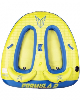 HO Formula 2 Person Towable Tube 2017