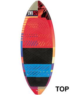"""CWB Tsunami Wakesurfer 2017 Wake Surf Board 4' 9"""""""