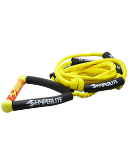 Hyperlite 20' Surf Rope w/Handle