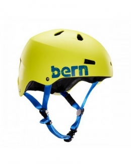 Bern Macon Water Sports Helmet Yellow
