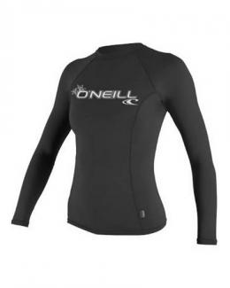 Oneill Basic Skins Long Sleeve Rash Guard