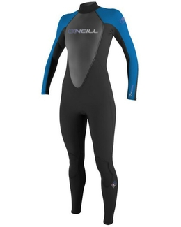 O'Neill Women's Reactor 3/2 Full Wetsuit
