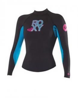 Roxy Women's Syncro Neoprene Wetsuit Jacket