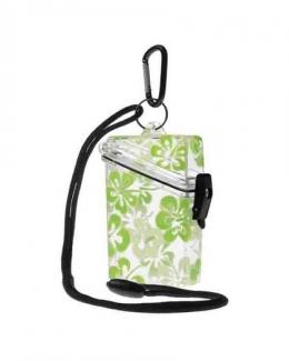 Witz Keep It Clear Transparent Waterproof Case Flower Pattern