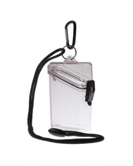 Witz Keep It Clear Transparent Waterproof Case Clear