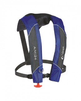 Onyx A/M-24 Automatic / Manual Inflatable Life Jacket for Men