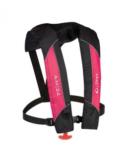 Onyx A/M-24 Automatic / Manual Inflatable Life Jacket for Women