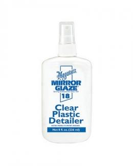 Meguiars Clear Plastic Detailer #18 8 oz