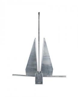Seachoice Galvanized Deluxe Anchor