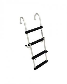 Windline Removable 4 Step Folding Pontoon Ladder