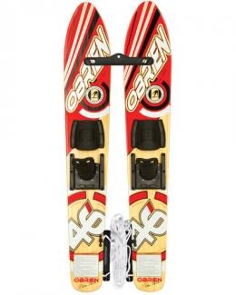 Obrien Wake Star Trainer Water Skis