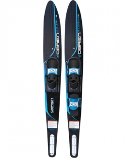 Obrien Jr. Celebrity Combo Water Skis w/ 600 Bindings 58in 2016