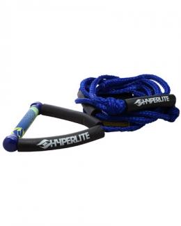Hyperlite Wakesurfer Rope Blue