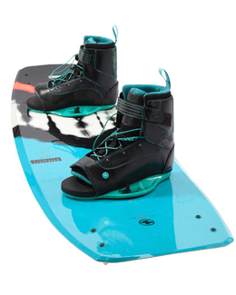 Hyperlite Prizm Womens Wakeboard with Blur boots 2017