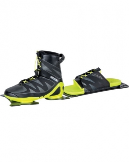 Connelly Sync Rear Toe Plate with Front Boot