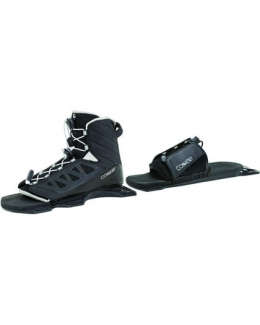 Connelly Rear Toe Plate with Shadow Front Binding