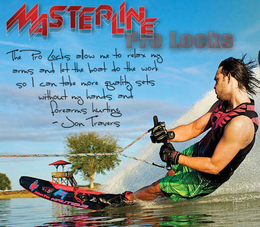 Masterline Pro Lock Gloves Jon Travers