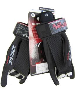 Masterline Pro Lock Gloves Showing Palm Straps