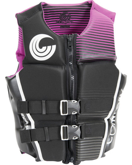 Connelly Classic Womens Neo Life Vest 2017 Flex Back