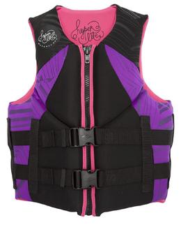 Hyperlite Indy Womens Neoprene Life Vest Purple 2017