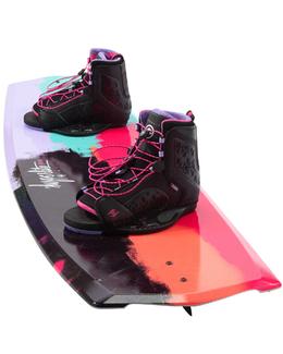 Hyperlite Eden 2.0 Wakeboard 2017 Jinx Boots