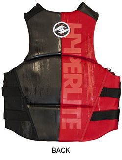 Hyperlite Hatch Mens Life Vest 2016 Back
