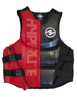 Hyperlite Hatch Mens Neoprene Life Vest Red 2017