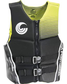 Connelly Mens Classic Neo Life Vest CGA Flex Back 2017