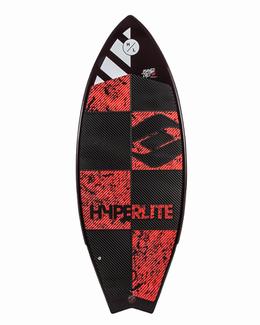 Hyperlite Broadcast Wakesurfer Wake Surf Board 2018