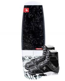 Connelly Groove Wakeboard 2019 with Cobra Boots