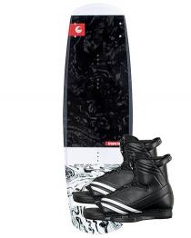 Connelly Groove Wakeboard 2019 with Optima Boots