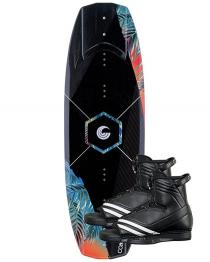 Connelly Surge Kids Wakeboard 2019 with Optima Boots