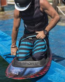 HO Sports Agent Kneeboard 2019 Action 1