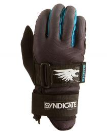 HO Syndicate Legend Gloves Blue Tech Palm Top