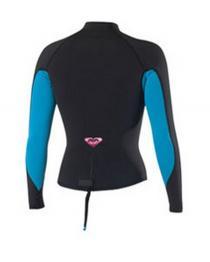 Roxy Wetsuit Jacket (Back)