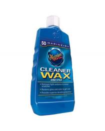 Meguiars One Step Cleaner Wax 16 oz