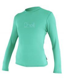 ONeill 24-7 Tech Crew Long Sleeve Womens Rashguard